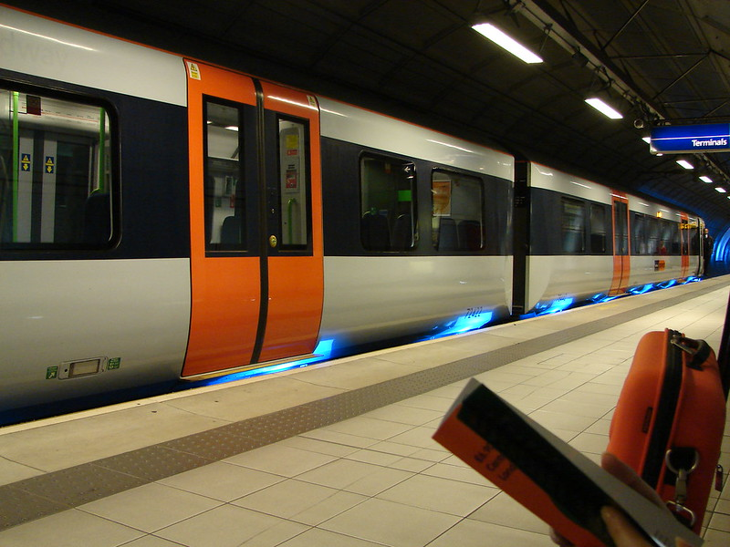 Metro do aeroporto Heathrow