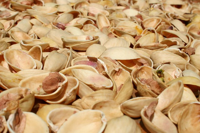 Its Compostable Pistachio Shells