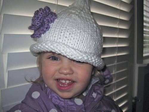 Baby's New Hat