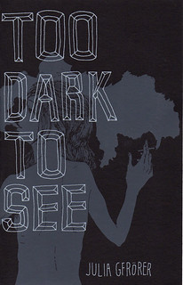 cover of Too Dark to See