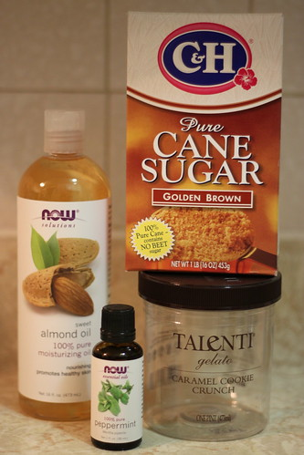DIY Brown Sugar Scrub