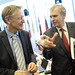 25 May 2012 - Belgium , Brussels - Green Week : Every drops counts - Closing session : The Future of EU Water Policy - Yves Leterme , Deputy Secretary-General , OECD - Commissioner Potocnik , Commissioner for Environment , European Commission © EU