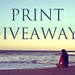 i want to do a print giveaway by abby-lynne