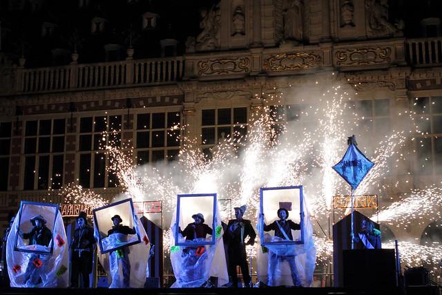 Xarxa teatre - Les Rates Mortes - Leuven in Scène 2012