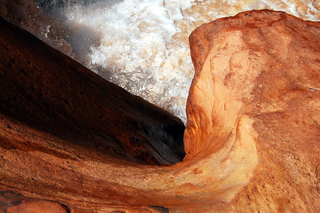 Capitol Reef Waterfall 1