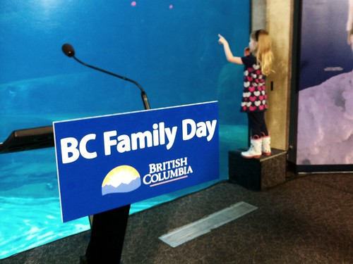 Waiting for the BC Family Day announcement