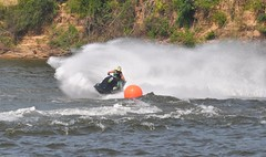 powerboating(0.0), kayak(0.0), extreme sport(0.0), kayaking(0.0), whitewater kayaking(0.0), vehicle(1.0), sports(1.0), sea(1.0), rapid(1.0), river(1.0), recreation(1.0), motorsport(1.0), boating(1.0), wave(1.0), water sport(1.0), jet ski(1.0), personal water craft(1.0), watercraft(1.0), boat(1.0),