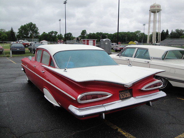 Car Show Finder App >> 59 Chevrolet Bel Air | Flickr - Photo Sharing!