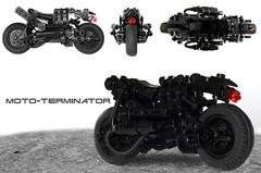 Lego Moto-Terminator