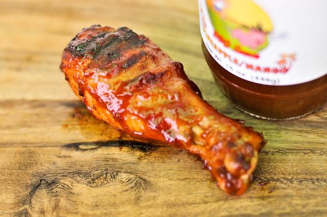 Pigcasher Pineapple/Mango BBQ Sauce