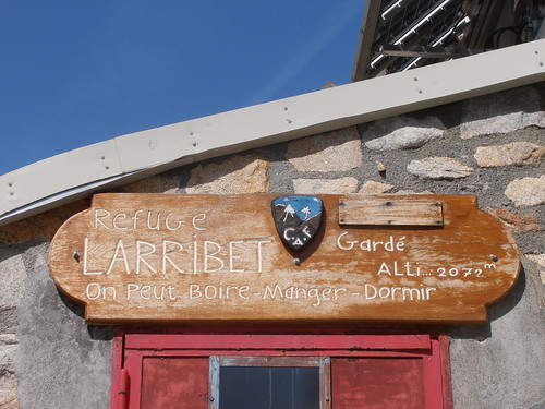 LAC DE BATCRABERE - REFUGE ARLET- 166