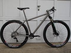 Ti complete bike