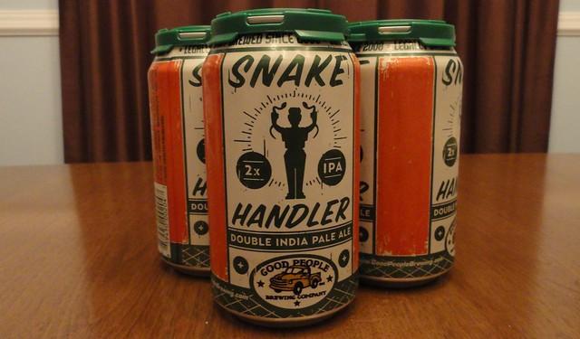 Good People Snake Handler Beer