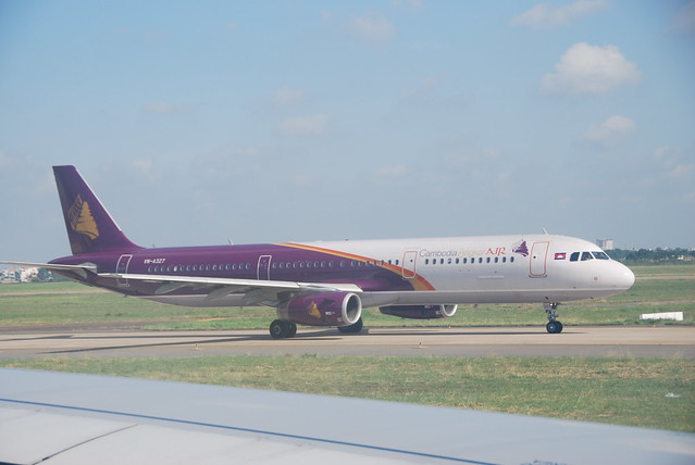 Sân bay Angkor