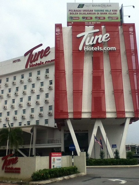 Tune Hotel Danga Bay