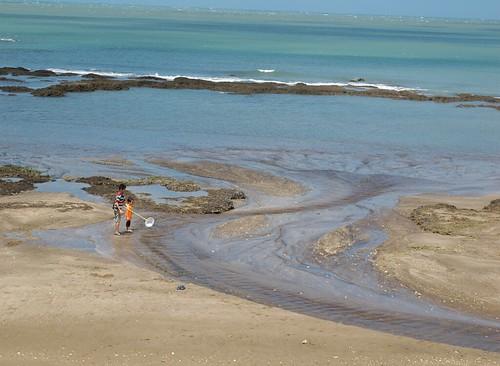 觀音、新屋外海海岸。(攝影:劉靜榆)