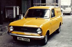 BR S&T Lineman's Van...