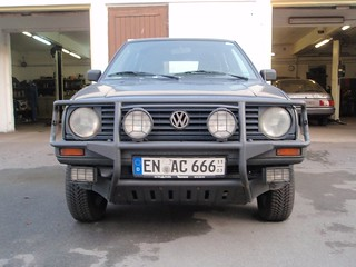Volkswagen Golf 2 Country 4x4