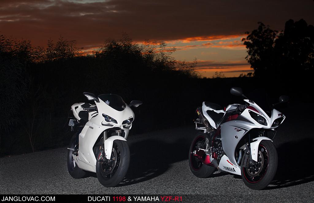 Image: Random motorbike BS chat