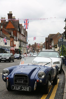 Berkeley B105 - Vintage car in Reigate