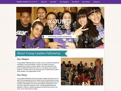 YLF website