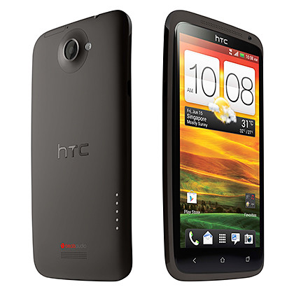 The original HTC One X was first launched on 30 March this year and hit the shelves in Singapore on 2 April.