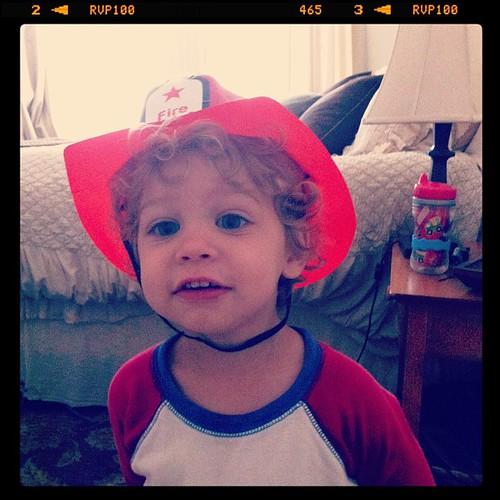 My precious fireman