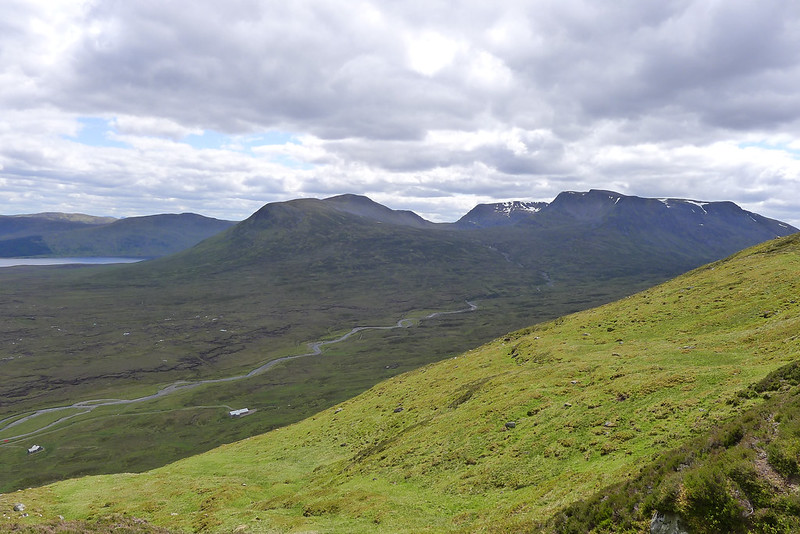 From Culra to Ben Alder