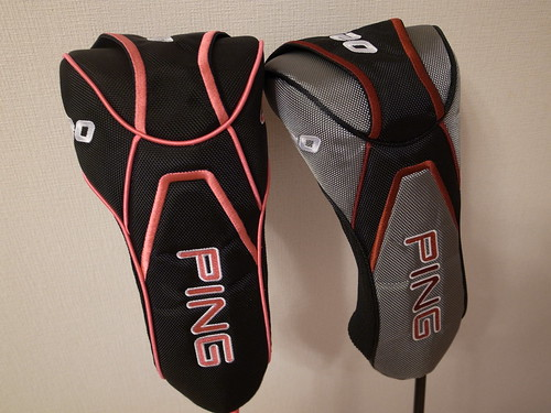 PING G20 Bubba LTD 9.5 Bubba LONG-PINK S