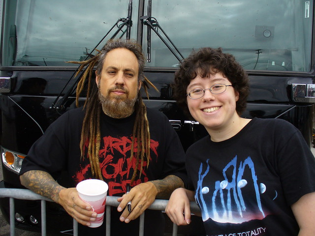 Hampton Beach Me and Fieldy!!!