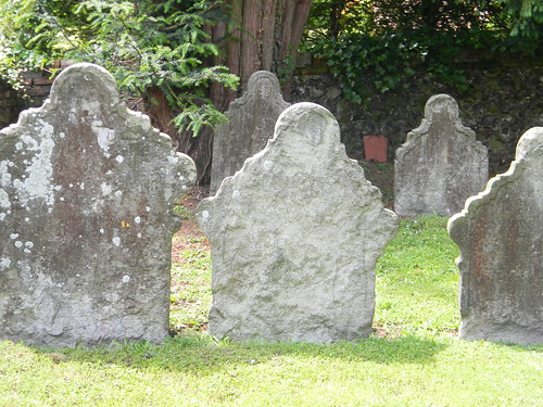 Graveyard 'spooks'