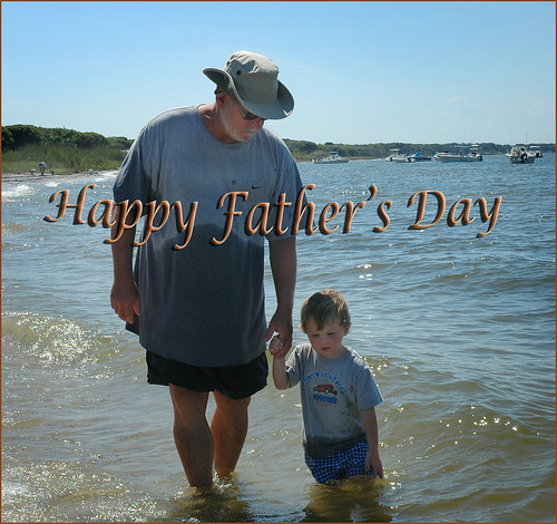 HAPPY FATHER'S DAY by Alida's Photos