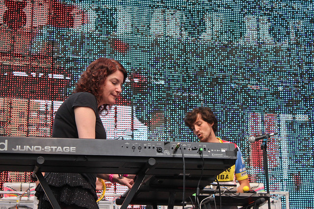 of Montreal – June 16, 2012 @ Yonge Dundas Square