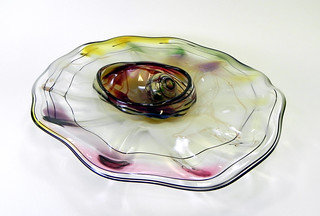 Handblown Glass Ensemble by Gary Zack at Smith Galleries