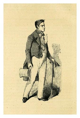 010-El indiano-Los españoles pintados por si mismos-Tomo I-1843- Editado por Ignacio Boix