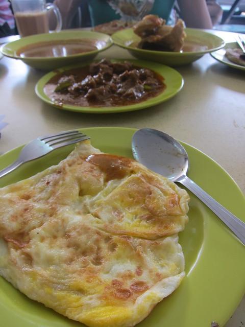 Jalan Kayu Roti Prata