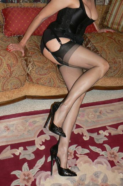 High heels tamia