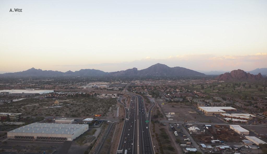 Highway 202 in Phoenix