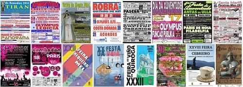 Festa a Festa 2014 - carteis 16-21 abril