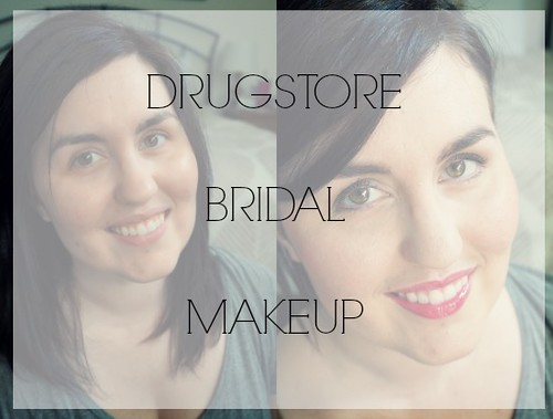 Drugstore Bridal Makeup 1
