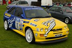 ford focus rs wrc(0.0), auto racing(1.0), automobile(1.0), rallying(1.0), touring car racing(1.0), racing(1.0), vehicle(1.0), stock car racing(1.0), performance car(1.0), rallycross(1.0), ford escort rs cosworth(1.0), touring car(1.0), world rally car(1.0), ford(1.0), sedan(1.0), land vehicle(1.0), world rally championship(1.0), sports car(1.0),