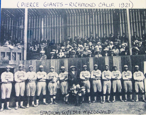 pierce giants 1921