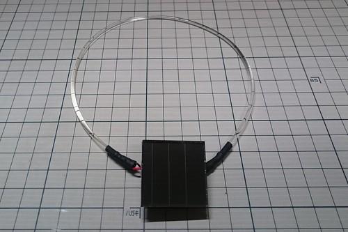Solar LED Safety Ankle Band