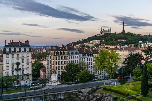 Lyon, Jardin des Plantes
