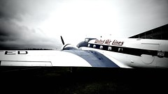 Boeing 247D, Museum of flight, Seattle