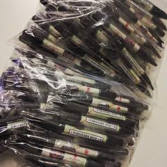 Bolígrafos personalizados #Boligrafos #Chapea