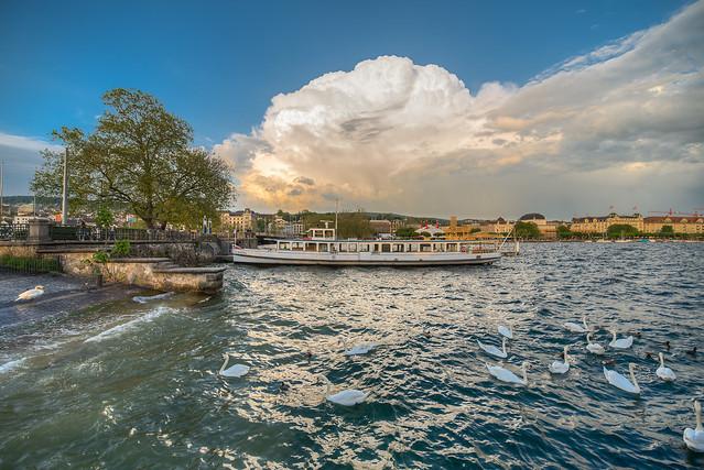 Zurich Thunderstorm