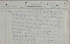 WO 95_1669_1 22nd Battallion Manchester Rgt War diary extract 1 July 1916 pg1