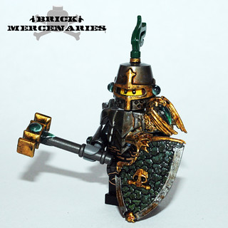 Dragon Knights - Dragon Rider Or'in