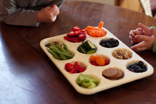 Rainbow Snack Tray